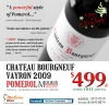 let's have a powerful POMEROL this xmas - Chateau Bourgneuf Vayron 2009