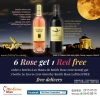 6 bottles Rose get 1 bottle Red free... by Smith Haut Lafitte