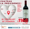 in the heart of POMEROL ... Chateau La Providence 2001/2003